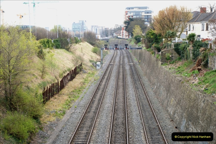 2019-03-31 Dublin, Eire. (199) Past the station on the way back. 199