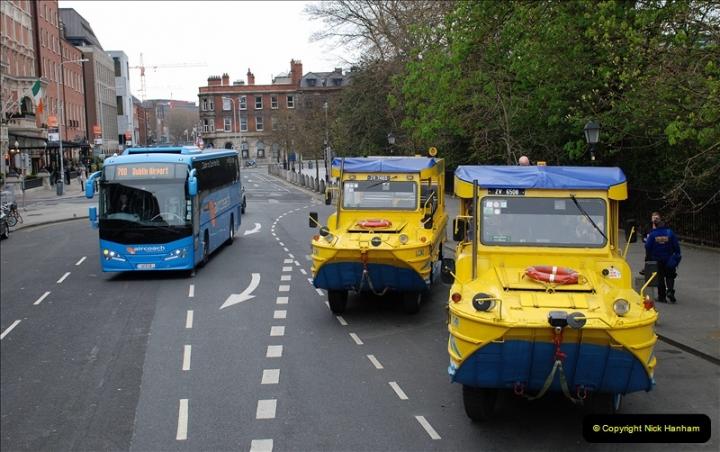 2019-03-31 Dublin, Eire. (73) Duck bus rides still operating in Dublin. 073