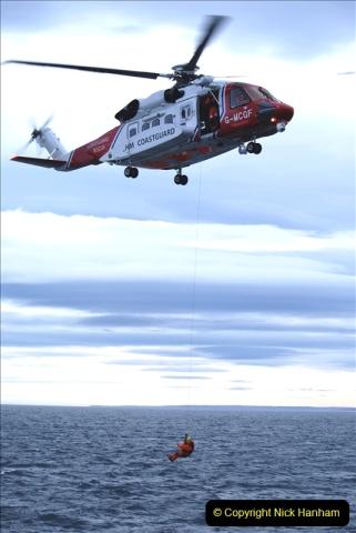 2019-03-19 Invergordon, Scotland. (13) Off the coast of Scotland Coast Guard practice excersise. 013