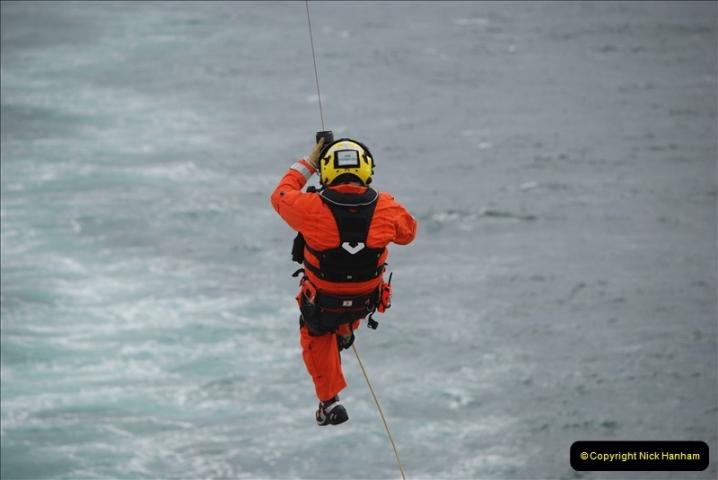 2019-03-19 Invergordon, Scotland. (19) Off the coast of Scotland Coast Guard practice excersise. 019