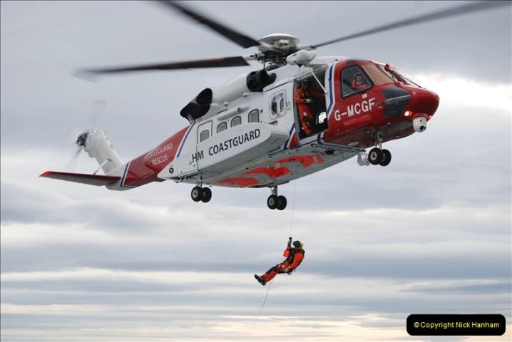 2019-03-19 Invergordon, Scotland. (21) Off the coast of Scotland Coast Guard practice excersise. 021