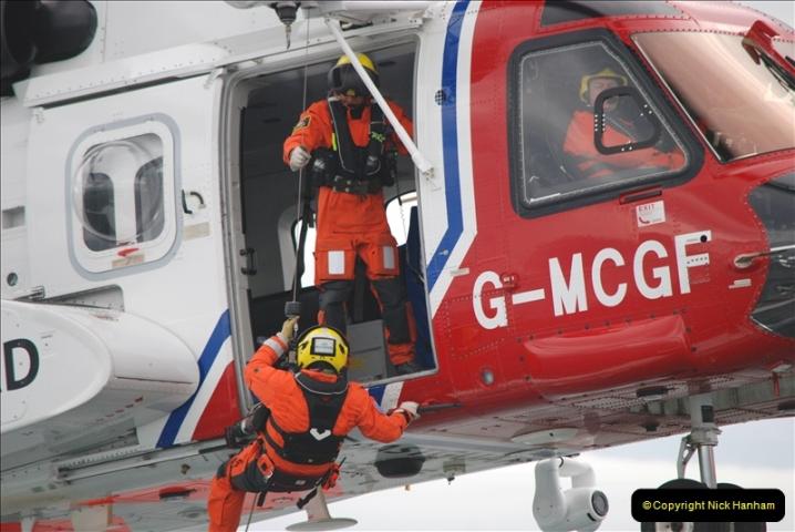 2019-03-19 Invergordon, Scotland. (23) Off the coast of Scotland Coast Guard practice excersise. 023