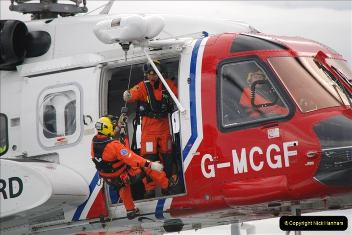 2019-03-19 Invergordon, Scotland. (24) Off the coast of Scotland Coast Guard practice excersise. 024