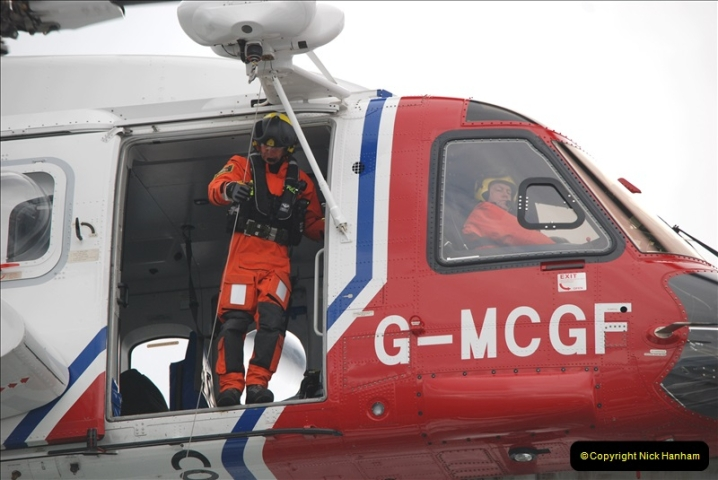 2019-03-19 Invergordon, Scotland. (26) Off the coast of Scotland Coast Guard practice excersise. 026