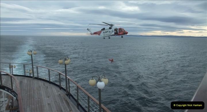 2019-03-19 Invergordon, Scotland. (35) Off the coast of Scotland Coast Guard practice excersise. 035