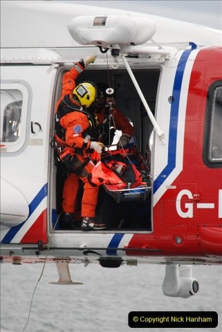 2019-03-19 Invergordon, Scotland. (41) Off the coast of Scotland Coast Guard practice excersise. 041