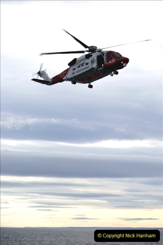 2019-03-19 Invergordon, Scotland. (5) Off the coast of Scotland Coast Guard practice excersise. 005