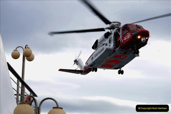 2019-03-19 Invergordon, Scotland. (7) Off the coast of Scotland Coast Guard practice excersise. 007