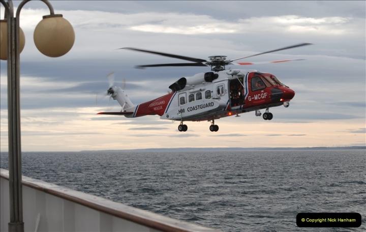 2019-03-19 Invergordon, Scotland. (9) Off the coast of Scotland Coast Guard practice excersise. 009