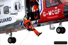 2019-03-19 Invergordon, Scotland. (10) Off the coast of Scotland Coast Guard practice excersise. 010