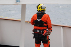 2019-03-19 Invergordon, Scotland. (29) Off the coast of Scotland Coast Guard practice excersise. 029