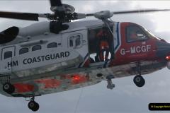 2019-03-19 Invergordon, Scotland. (32) Off the coast of Scotland Coast Guard practice excersise. 032