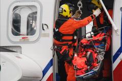 2019-03-19 Invergordon, Scotland. (40) Off the coast of Scotland Coast Guard practice excersise. 040