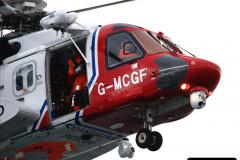 2019-03-19 Invergordon, Scotland. (6) Off the coast of Scotland Coast Guard practice excersise. 006