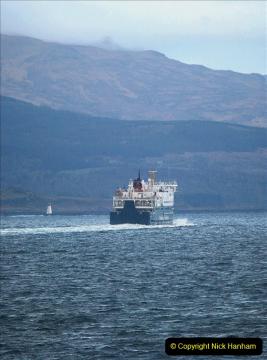 Round Britain Cruise on MV Astoria - Oban, Scotland
