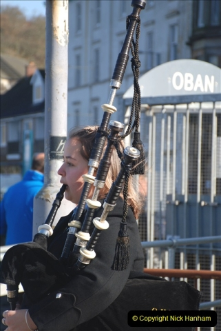 2019-03-30 Oban, Scotland. (22) Welcome ashore. 022