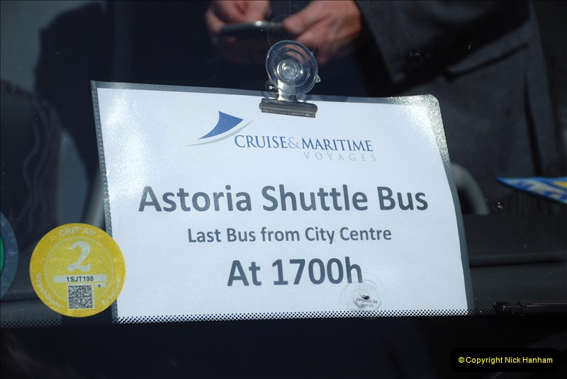 2019-04-23 to 24 Poole to Dunkirk, France. (101) 101