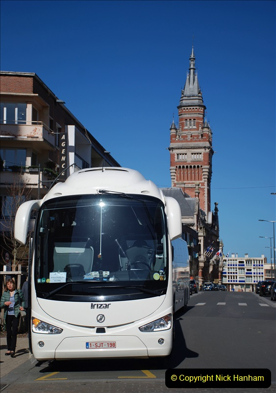2019-04-23 to 24 Poole to Dunkirk, France. (126) 126