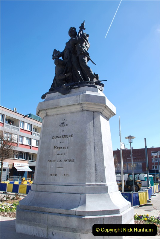 2019-04-23 to 24 Poole to Dunkirk, France. (139) 139