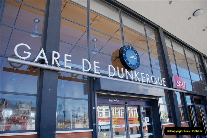 2019-04-23 to 24 Poole to Dunkirk, France. (147) 147