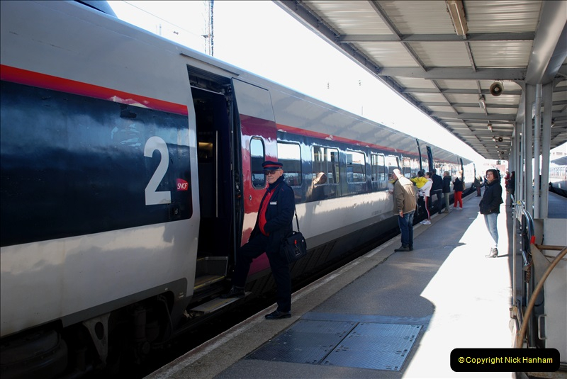 2019-04-23 to 24 Poole to Dunkirk, France. (156) 156