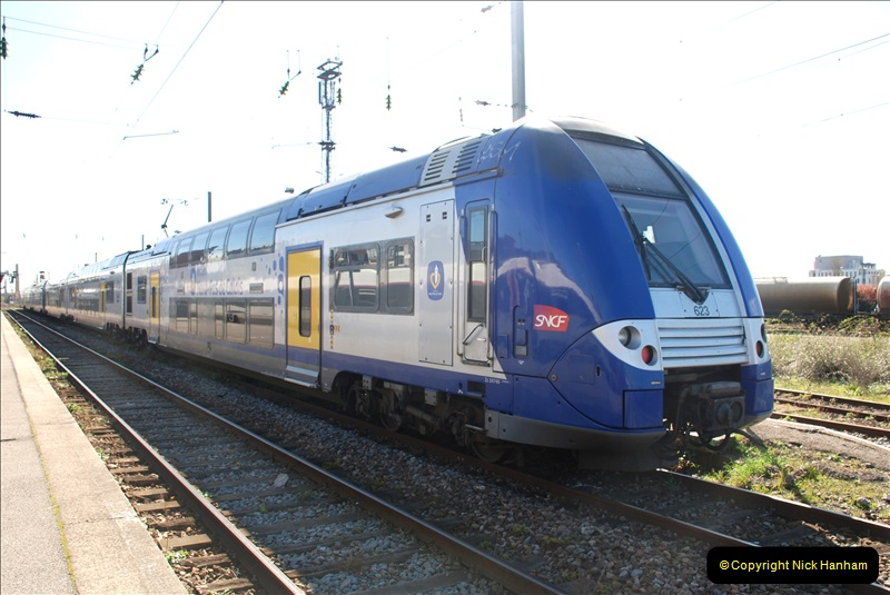 2019-04-23 to 24 Poole to Dunkirk, France. (162) 162