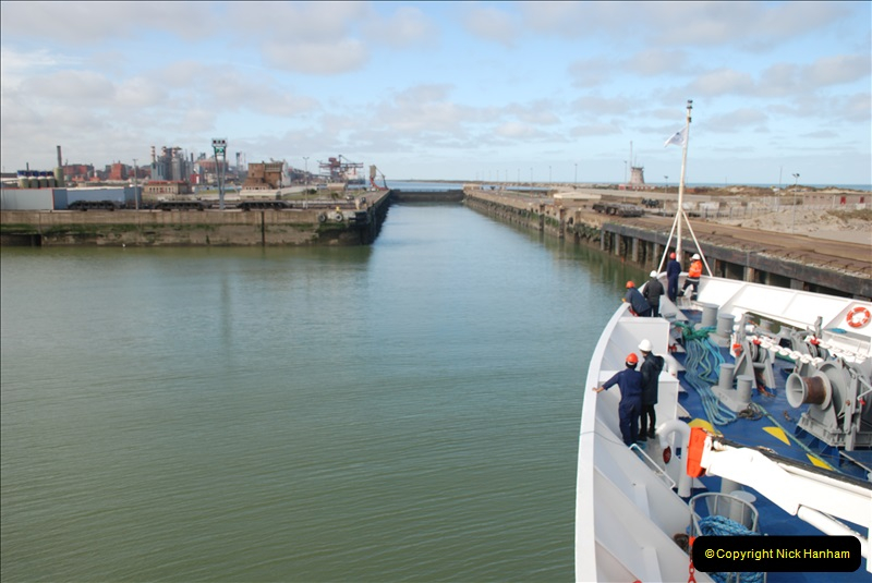 2019-04-23 to 24 Poole to Dunkirk, France. (67) 067