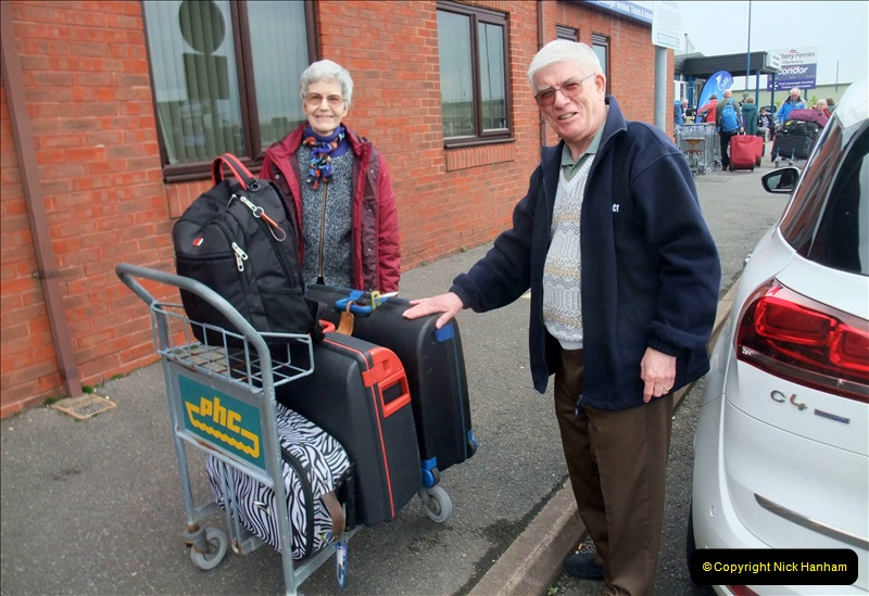 2019-04-23 to 24 Poole to Dunkirk, France. (7) 007
