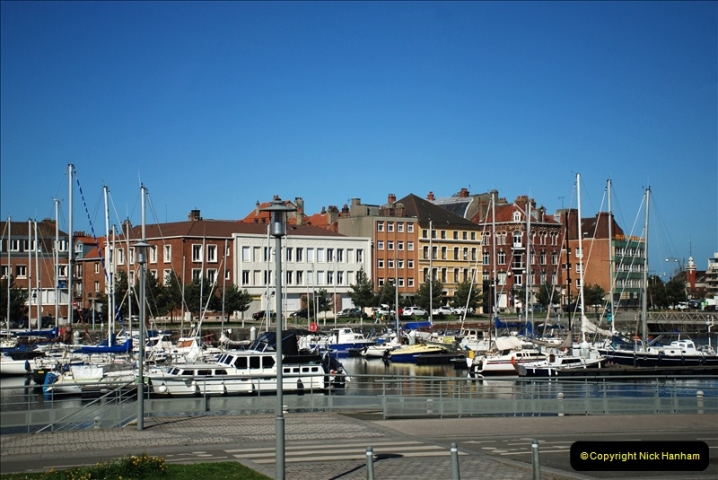 2019-04-23 to 24 Poole to Dunkirk, France. (118) 118
