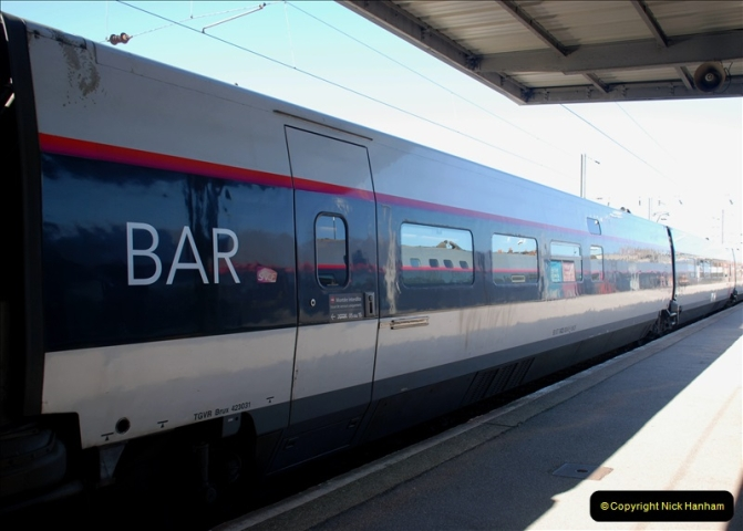 2019-04-23 to 24 Poole to Dunkirk, France. (157) 157
