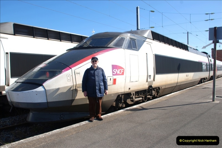 2019-04-23 to 24 Poole to Dunkirk, France. (170) Your Host. 170