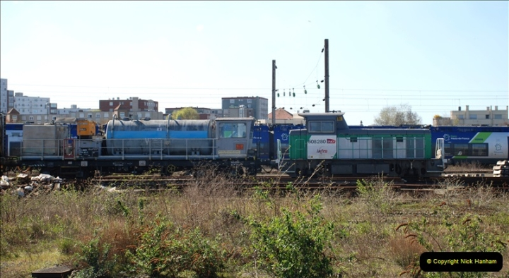2019-04-23 to 24 Poole to Dunkirk, France. (175) 175