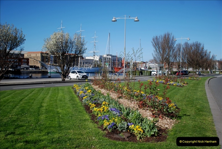 2019-04-23 to 24 Poole to Dunkirk, France. (216) 216