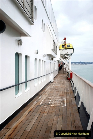2019-04-23 to 24 Poole to Dunkirk, France. (29) 029