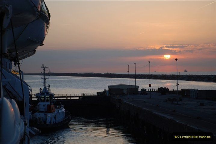 2019-04-23 to 24 Poole to Dunkirk, France. (298) 298
