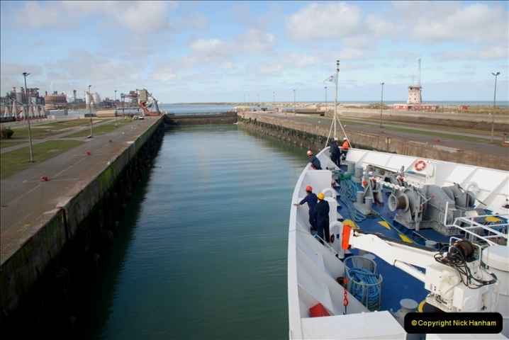 2019-04-23 to 24 Poole to Dunkirk, France. (70) 070