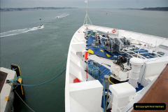 2019-04-23 to 24 Poole to Dunkirk, France. (53) 053