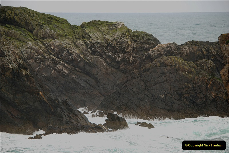 2019-03-29 Stornoway, Isle of Lewis. (58) At the But of Lewis Light House. 58