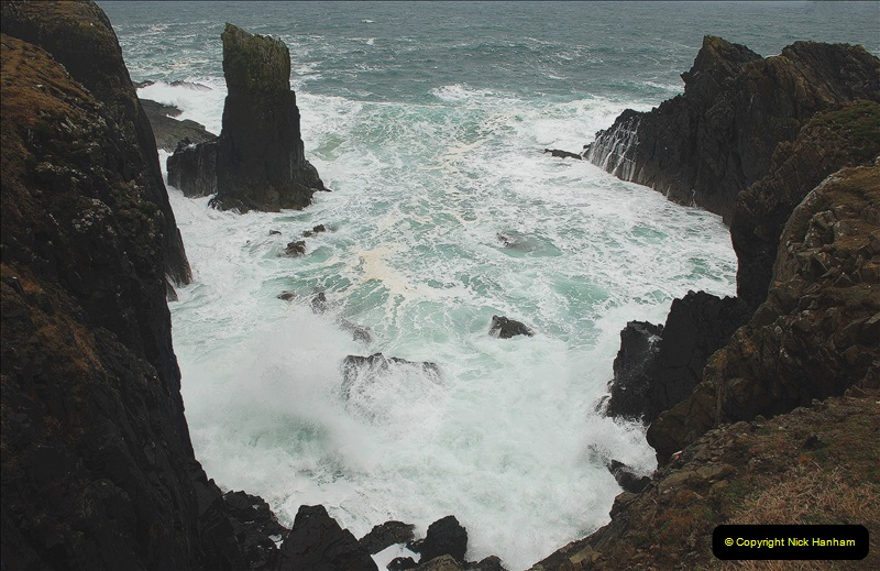 2019-03-29 Stornoway, Isle of Lewis. (71) At the But of Lewis Light House. 71