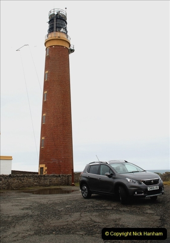 2019-03-29 Stornoway, Isle of Lewis. (48) At the But of Lewis Light House. 48