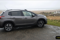 2019-03-29 Stornoway, Isle of Lewis. (24) Your Host and Wife hire a car for our very own tour. 24