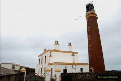 2019-03-29 Stornoway, Isle of Lewis. (50) At the But of Lewis Light House. 50