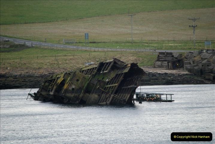 2019-03-28 Kirkwall, Orkney Islands. (100) Remains of blockade ships. 100