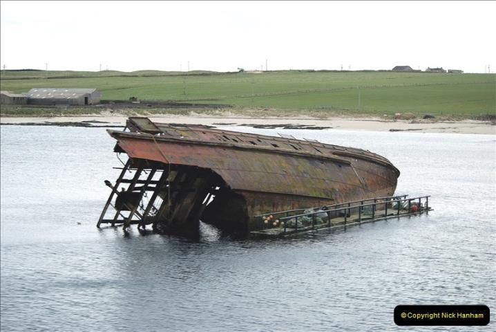 2019-03-28 Kirkwall, Orkney Islands. (101) Remains of blockade ships.101