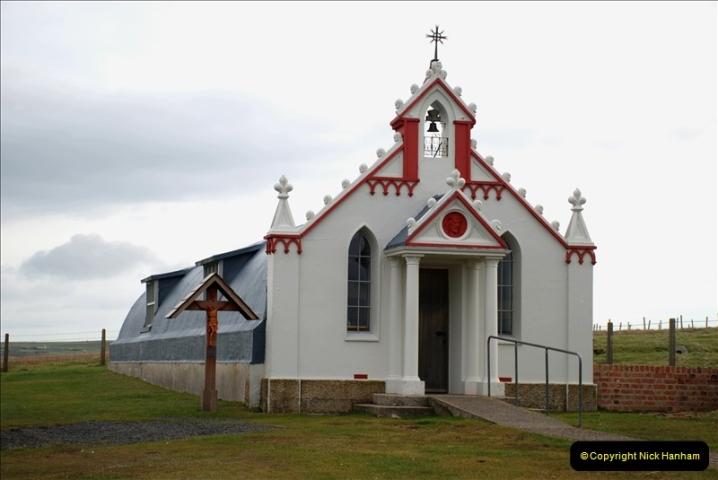 2019-03-28 Kirkwall, Orkney Islands. (55) The Italian Chapel. 055