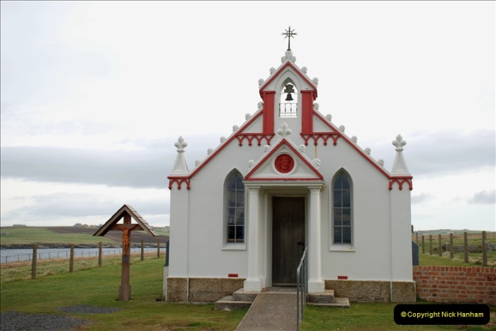 2019-03-28 Kirkwall, Orkney Islands. (56) The Italian Chapel. 056