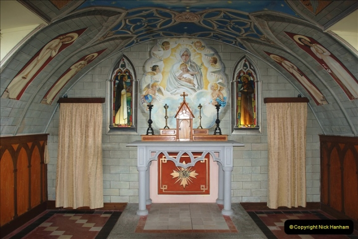 2019-03-28 Kirkwall, Orkney Islands. (65) The Italian Chapel. 065