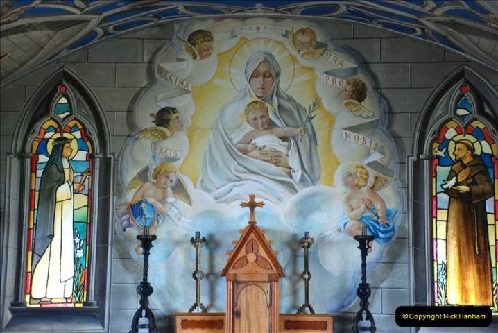 2019-03-28 Kirkwall, Orkney Islands. (66) The Italian Chapel. 066