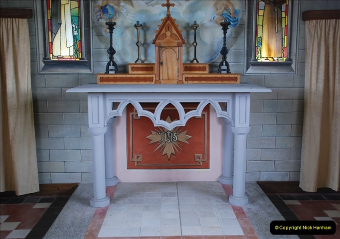 2019-03-28 Kirkwall, Orkney Islands. (73) The Italian Chapel. 073