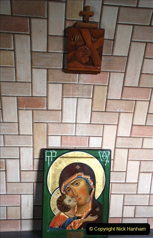 2019-03-28 Kirkwall, Orkney Islands. (77) The Italian Chapel. 077